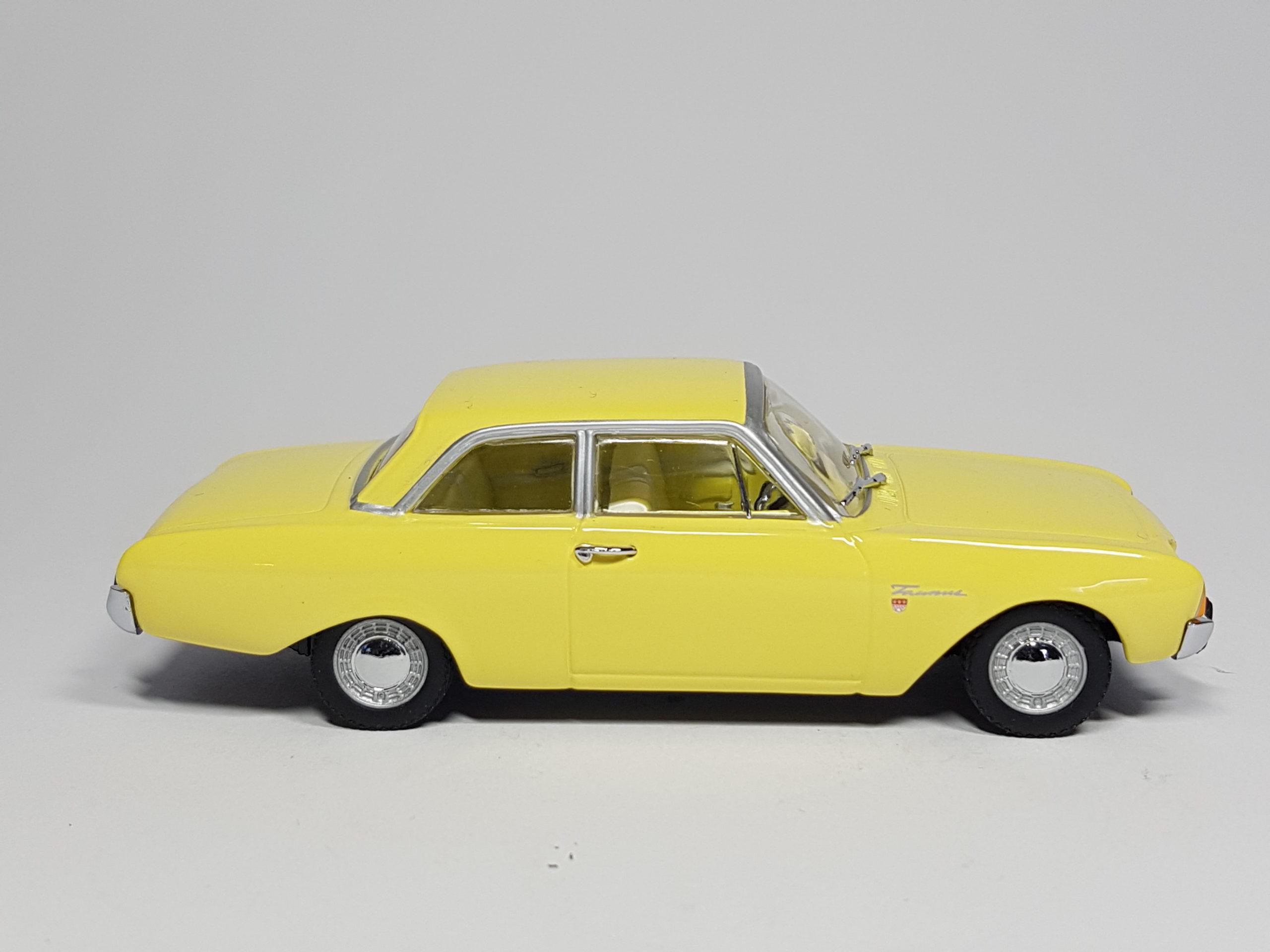 Ford Taunus 17 M saloon P3