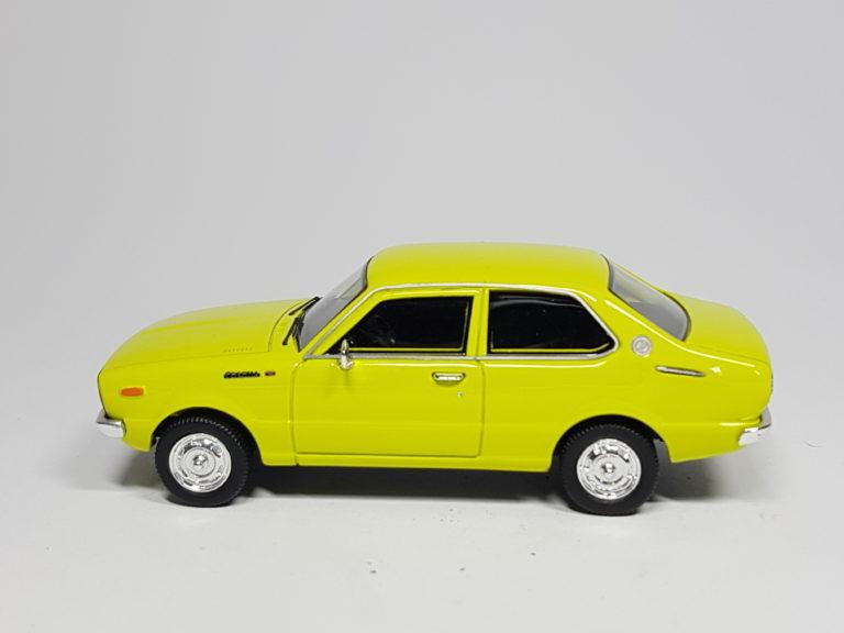 Toyota Carolla KE 30 Sedan